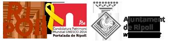 Ajuntament de Ripoll Logo